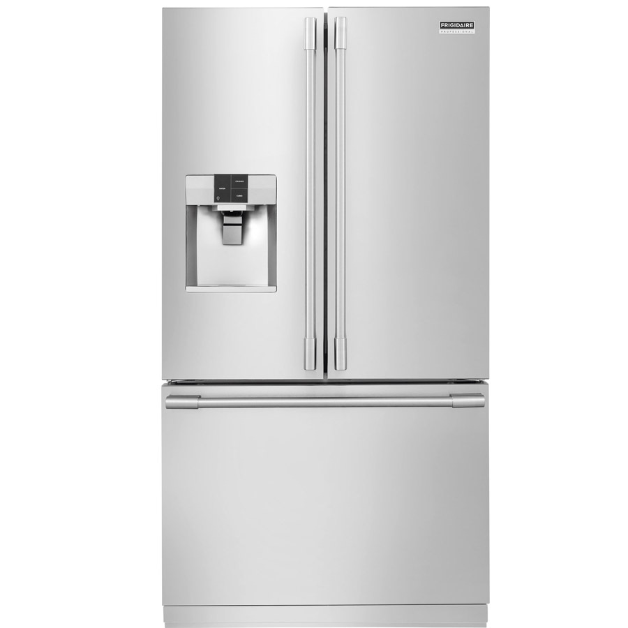 dual ice maker refrigerator. Frigidaire Professional Series French Door Refrigerator With Dual Ice Maker - 36\