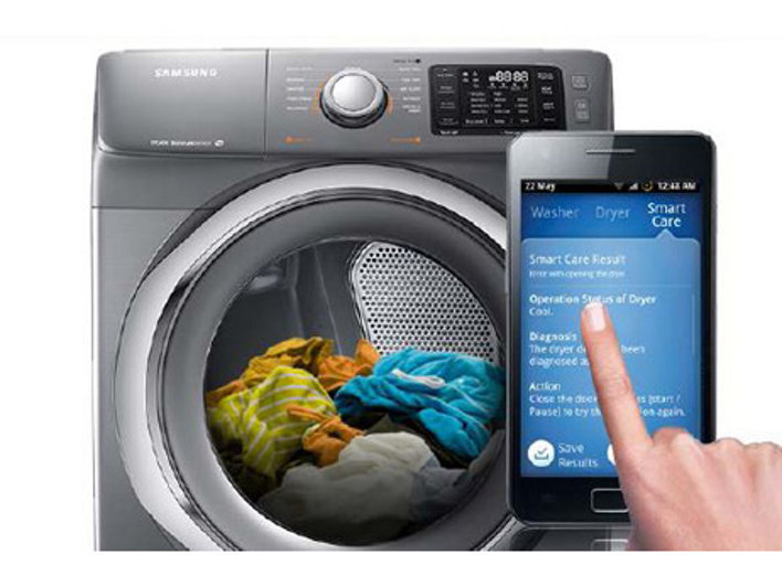 samsung steam front load washing machine st louis appliance outlet. Black Bedroom Furniture Sets. Home Design Ideas