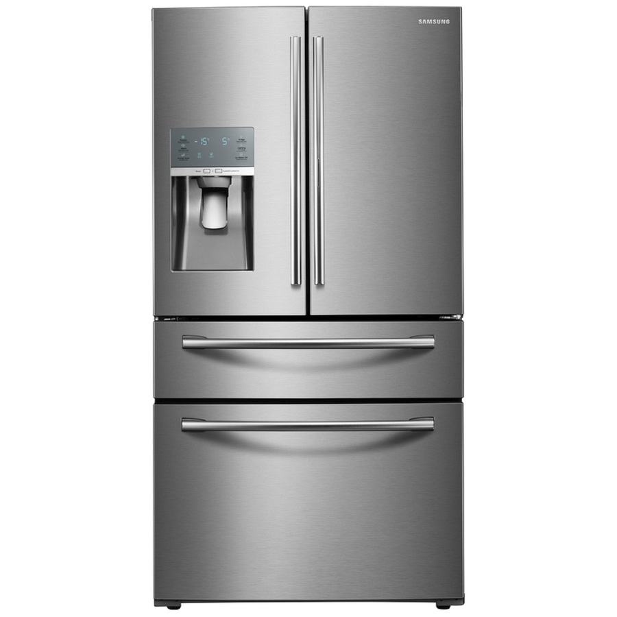 Samsung French Door Refrigerator 357 278 Cu Ft Stainless