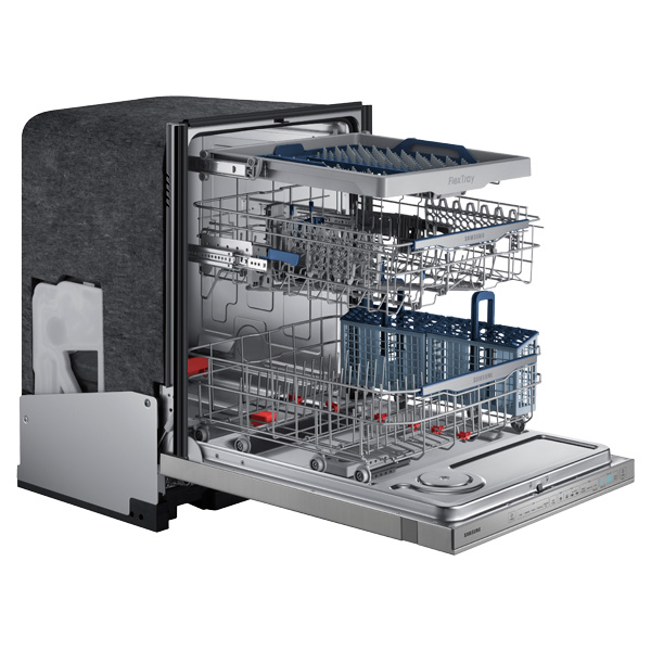 Spacious Waterwall dishwasher