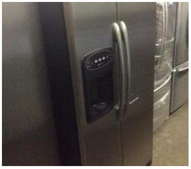 Stainless Steel Maytag  Side by Side Refrigerator