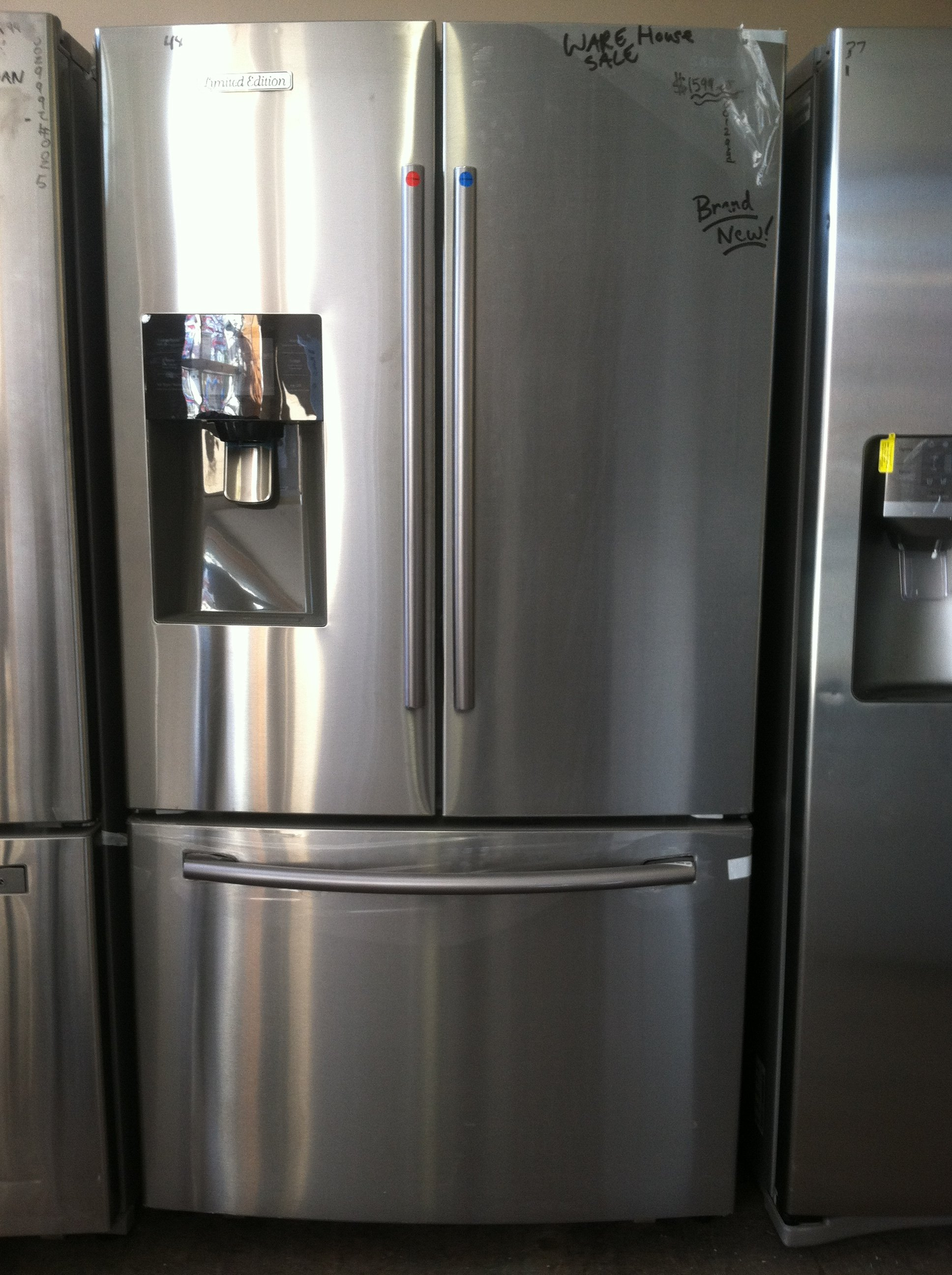 Discount Samsung Refrigerator St. Louis Appliance Outlet #746957