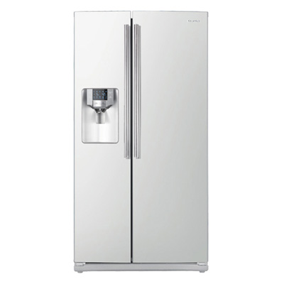Samsung 26 Cu Ft Stainless Steel Side By Side