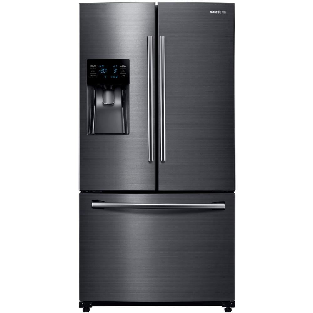 Samsung French Door Refrigerator 35 7 Quot 24 6 Cu Ft
