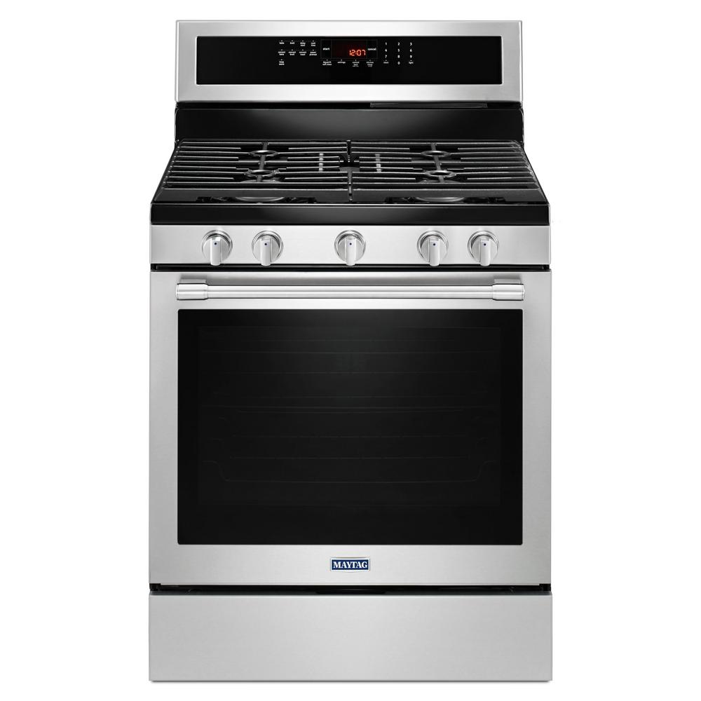 Maytag Propane Gas Convection Range   Freestanding   5.8 Cu