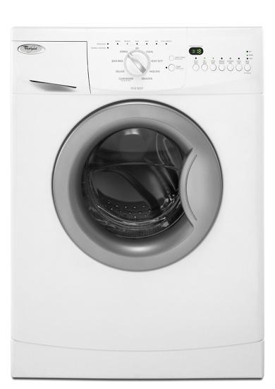 Whirlpool 2.0 cu. ft. Compact Front Load Washer with Time ...