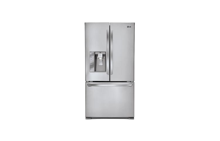 ... Top Rated LG Refrigerator With Great Reviews LG French Door Refrigerator  Sale