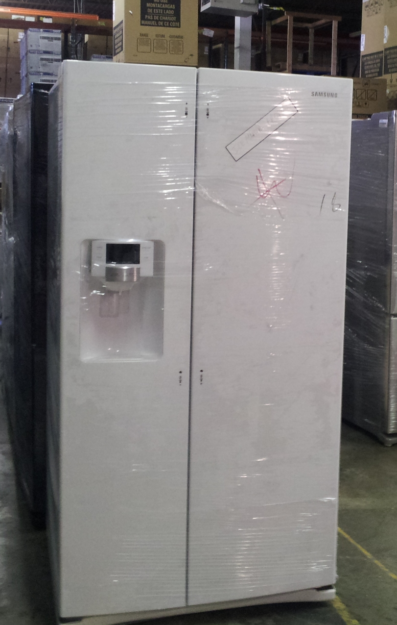 Special Pricing Samsung 26 Cu Ft Side By Side