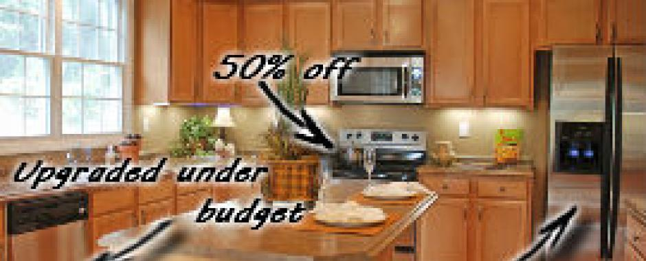 Kitchen appliances at outlet prices