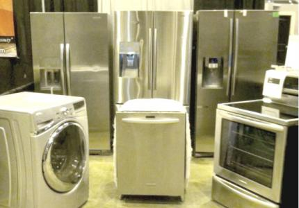 St. Louis Appliance Outlet at the St. Louis Home and Garden Show