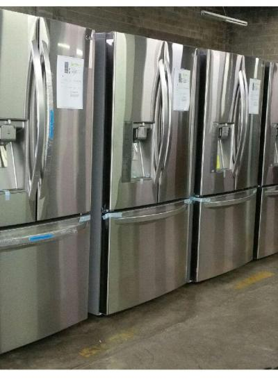 We have LG Mega Capacity Refrigerators On Sale
