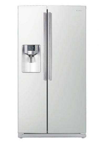 Samsung Side by Side Refrigerator RS265TDWP -  Stainless Steel