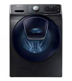 Black Stainless Washer